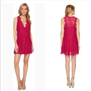 Bright Orchard Free People dress